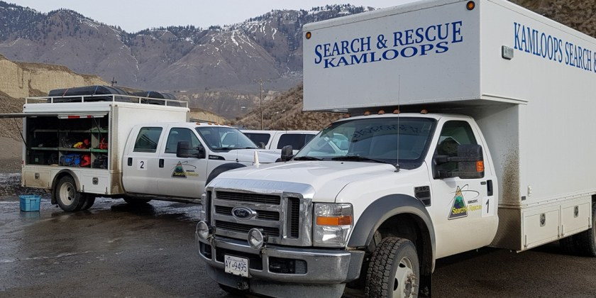 Kamloops Search and Rescue on hunt for new home base