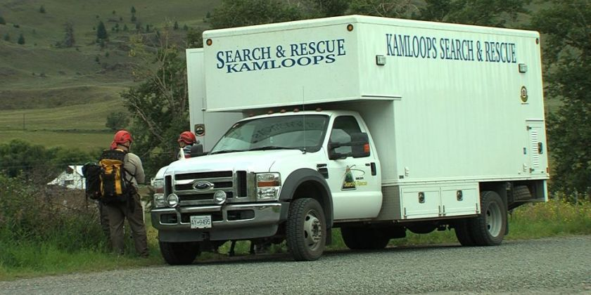 2017 a record year for Kamloops Search and Rescue