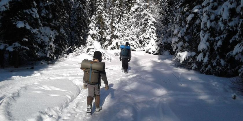 Make safety part of your outdoor adventures