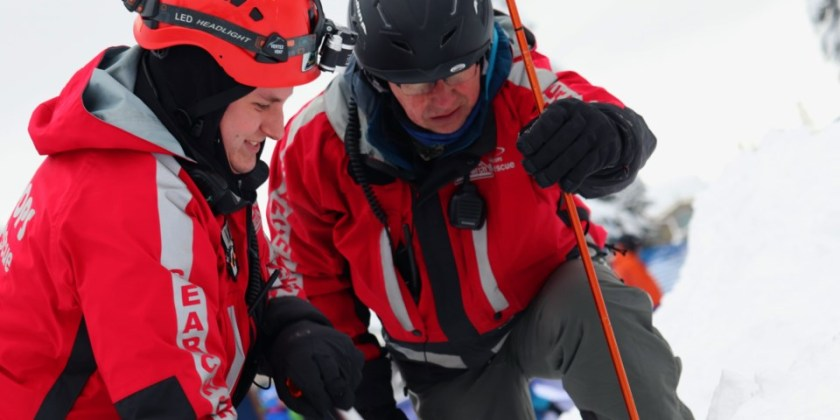 See how Kamloops Search and Rescue deals with avalanches