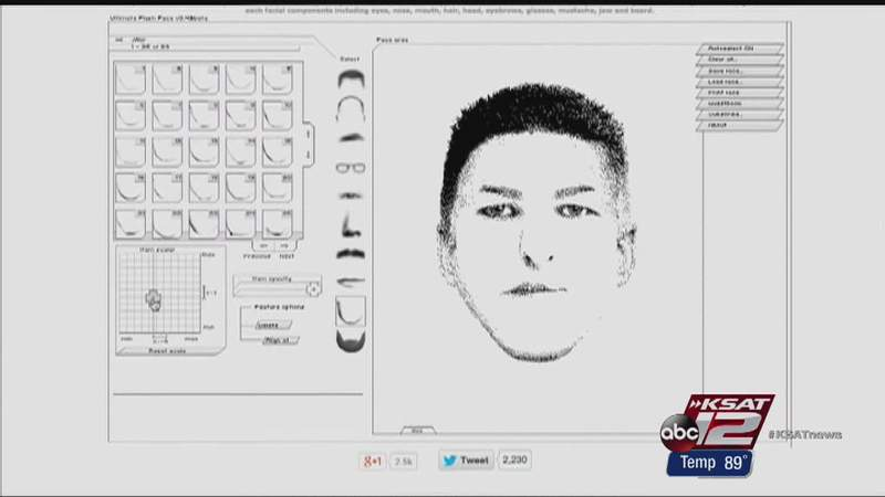 Sketch software helping law enforcement catch suspects