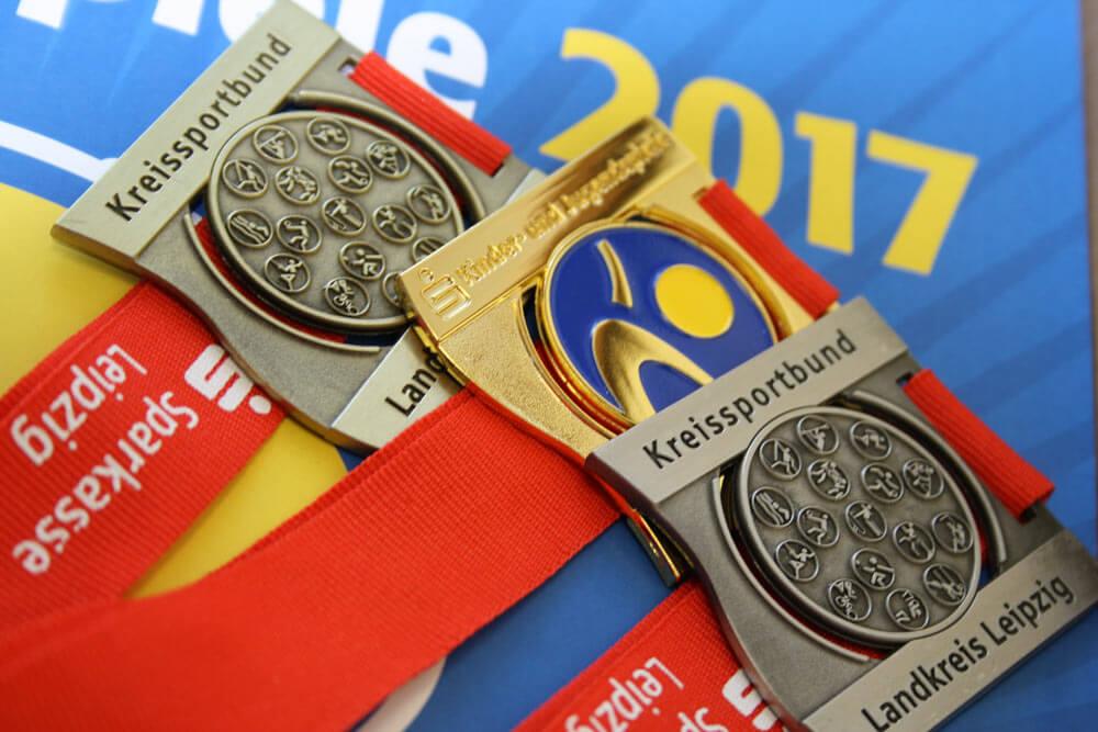Sparkassen- Kinder- und Jugendspiele 2017
