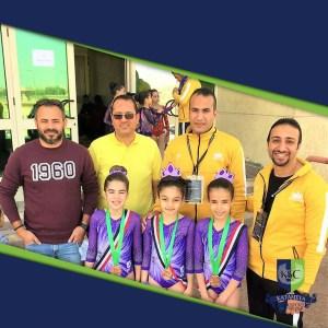 Read more about the article بطولة الفراعنة الدولية للجمباز