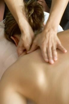 Deep Tissue Back Massage
