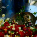 Corn-Tomato Salad