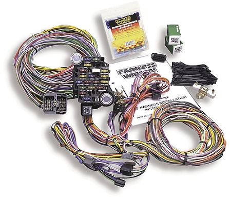 Wiringpw60508fuel Injection Wiring Harness Painless Wiring
