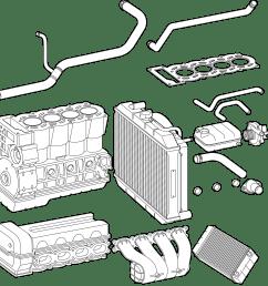north star engine water pump diagram [ 2048 x 2048 Pixel ]