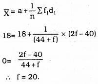 KSEEB SSLC Class 10 Maths Solutions Chapter 13 Statistics Ex 13.1 Q 3.2