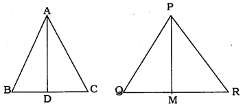 KSEEB SSLC Class 10 Maths Solutions Chapter 2 Triangles Ex 2.3 22