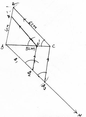 KSEEB SSLC Class 10 Maths Solutions Chapter 6 Constructions Ex 6.1 2