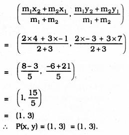 KSEEB SSLC Class 10 Maths Solutions Chapter 7 Coordinate Geometry Ex 7.2 1