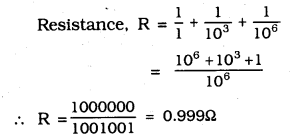 KSEEB SSLC Class 10 Science Solutions Chapter 12 Electricity 110 Q 1.1