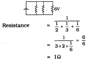 KSEEB SSLC Class 10 Science Solutions Chapter 12 Electricity 110 Q 4.1
