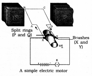 KSEEB SSLC Class 10 Science Solutions Chapter 13 Magnetic Effects of Electric Current Ex Q 11
