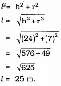 KSEEB Solutions for Class 9 Maths Chapter 13 Surface Area and Volumes Ex 13.3 Q 7.1