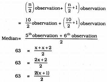 KSEEB Solutions for Class 9 Maths Chapter 14 Statistics Ex 14.4 Q 3