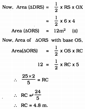 KSSEB Solutions for Class 9 Maths Chapter 12 Circles Ex 12.4 6