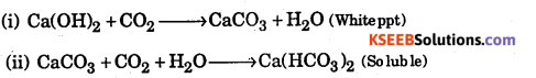 1st PUC Chemistry Question Bank Chapter 11 The P-Block Elements - 10