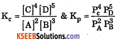 1st PUC Chemistry Question Bank Chapter 7 Equilibrium - 2