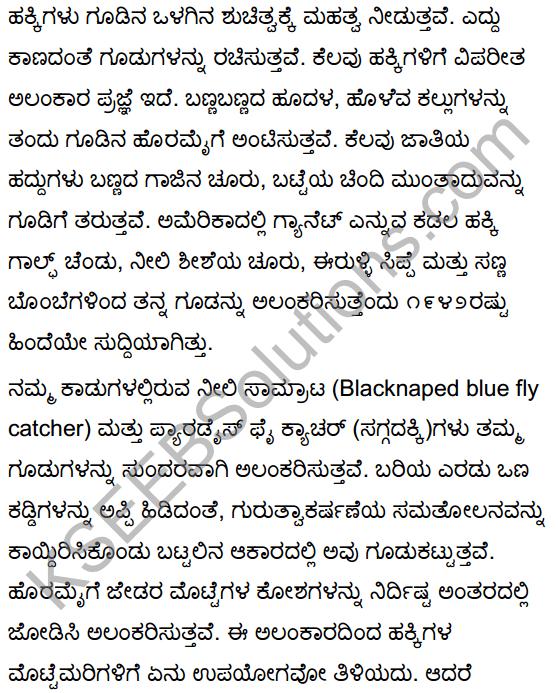 Hakkigudugala Nigudha Jagattu Summary in Kannada 7