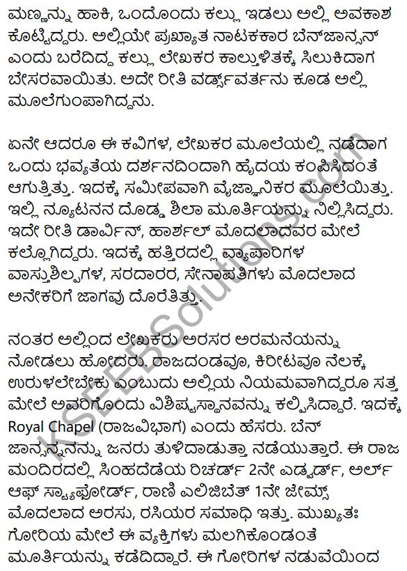 London Nagara Summary in Kannada 4