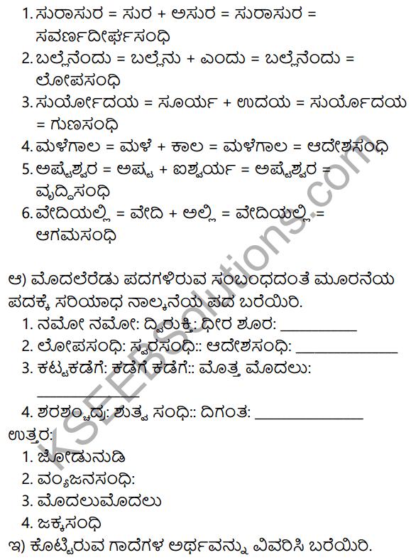 Siri Kannada Text Book Class 10 Solutions Gadya Chapter 2 Shabari 19