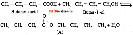 2nd PUC Chemistry Question Bank Chapter 12 Aldehydes, Ketones and Carboxylic Acids - 37