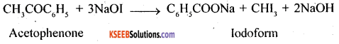 2nd PUC Chemistry Question Bank Chapter 12 Aldehydes, Ketones and Carboxylic Acids - 40(i)