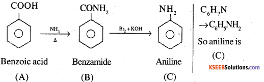 2nd PUC Chemistry Question Bank Chapter 13 Amines - 45