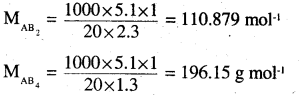 2nd PUC Chemistry Question Bank Chapter 2 Solutions - 25