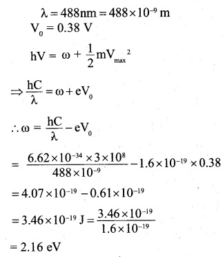 2nd PUC Physics Question Bank Chapter 11 Dual Nature of Radiation and Matter 11