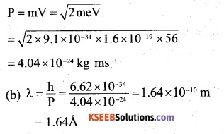 2nd PUC Physics Question Bank Chapter 11 Dual Nature of Radiation and Matter 12