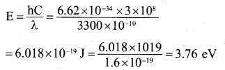2nd PUC Physics Question Bank Chapter 11 Dual Nature of Radiation and Matter 38