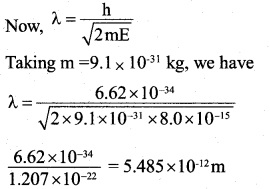 2nd PUC Physics Question Bank Chapter 11 Dual Nature of Radiation and Matter 43