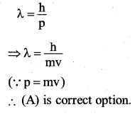2nd PUC Physics Question Bank Chapter 11 Dual Nature of Radiation and Matter 54