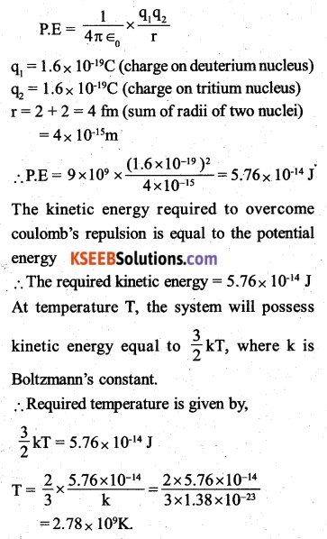2nd PUC Physics Question Bank Chapter 13 Nuclei 46