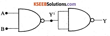 2nd PUC Physics Question Bank Chapter 14 Semiconductor Electronics Materials, Devices and Simple Circuits 16