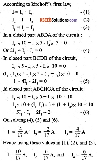 2nd PUC Physics Question Bank Chapter 3 Current Electricity 11