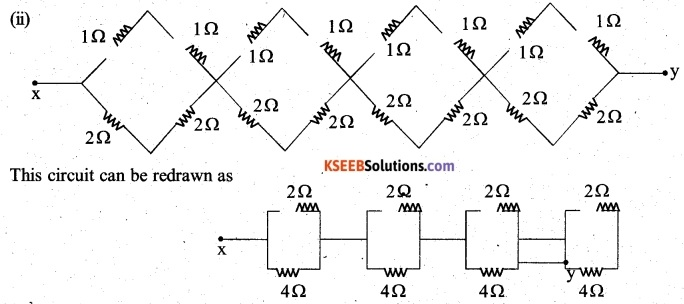 2nd PUC Physics Question Bank Chapter 3 Current Electricity 22