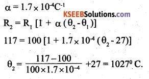 2nd PUC Physics Question Bank Chapter 3 Current Electricity 5