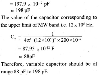2nd PUC Physics Question Bank Chapter 7 Alternating Current 10