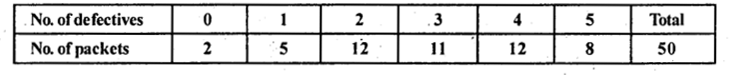 2nd PUC Statistics Model Question Paper 2 with Answers - 40