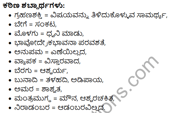 Adarsha Shikshaka Sarvepalli Radhakrishnan Summary in Kannada 5