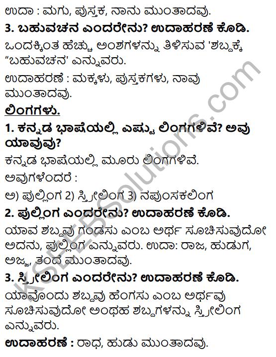 Siri Kannada Text Book Class 6 Solutions Gadya Chapter 2 Gandharvasena 10
