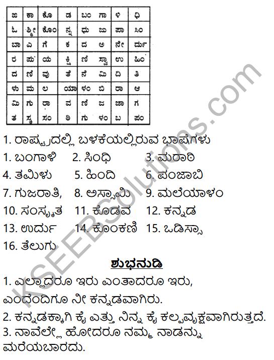 Siri Kannada Text Book Class 6 Solutions Gadya Chapter 8 Karnataka Ekikarana 12