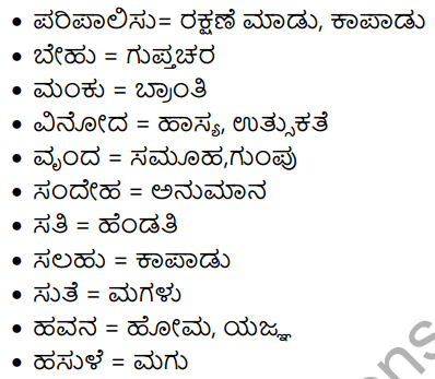 Yashodhare Summary in Kannada 6