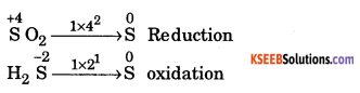 1st PUC Chemistry Model Question Paper 3 with Answers 8