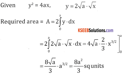 2nd PUC Basic Maths Question Bank Chapter 21 Definite Integral and its Applications to Areas Ex 21.2 - 6