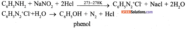 2nd PUC Chemistry Model Question Paper 1 with Answers 26