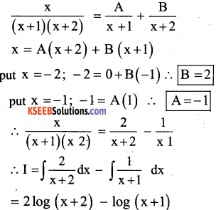 2nd PUC Maths Model Question Paper 1 with Answers 26